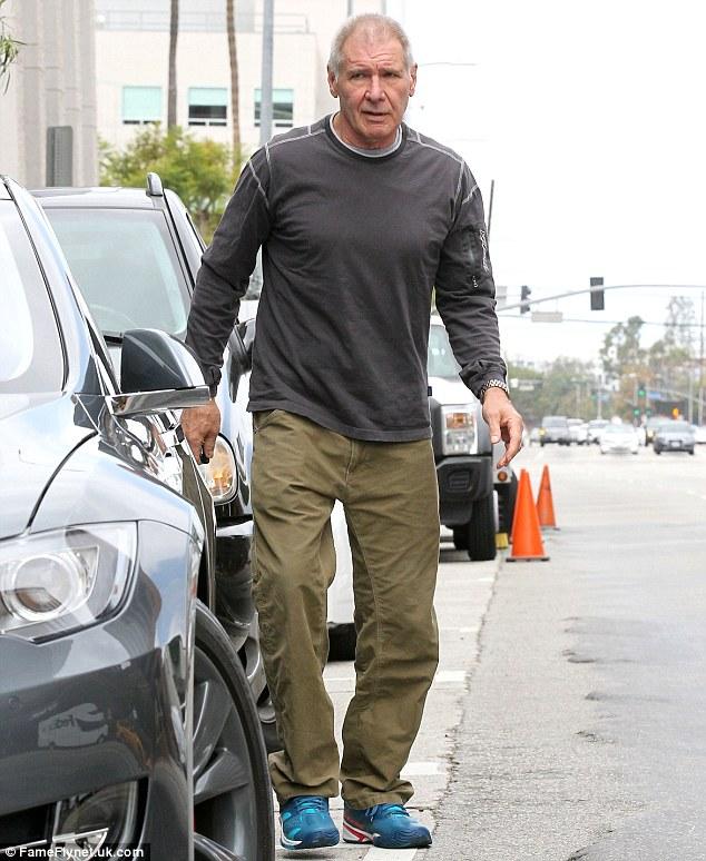 NUTRIMUSCLE - Harrison Ford blessé dans le crash de son ...