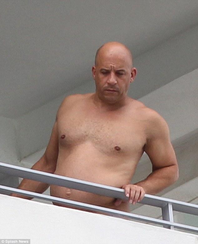 Celeb Vin Diseal Nude Gif